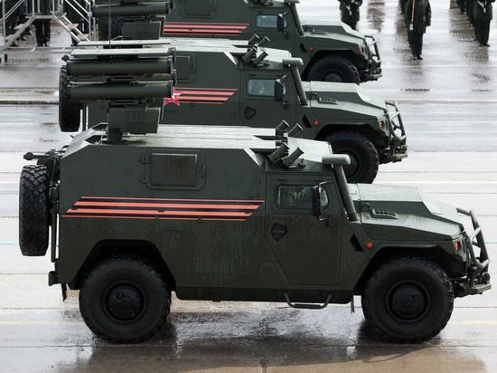 Для российской армии разработали автотехнику лучше, чем у НАТО