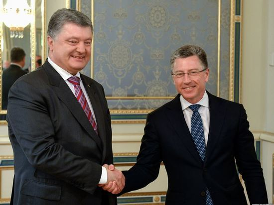Спецпредставитель Госдепа Волкер обвинил Россию в горячей войне в Донбассе