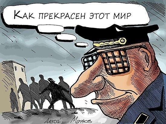 Как воруют тюремщики: замдиректора ФСИН понял это, попав за решетку, кто следующий?