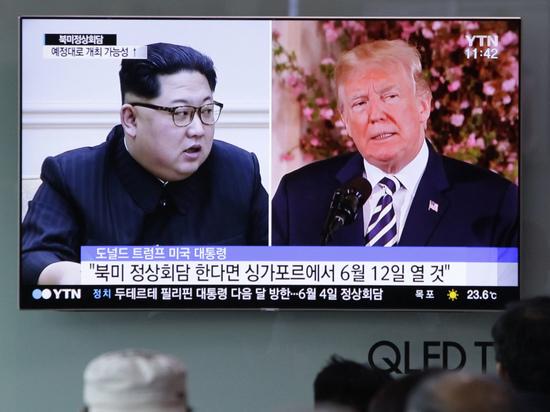 Почему встреча Трампа и Ким Чен Ына все же состоится
