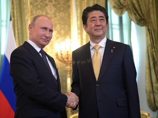 Путин отказался исполнить голубую мечту премьер-министра Японии: цветы не распустились