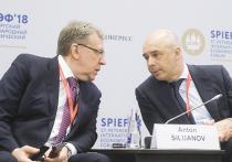 Битва Силуанова с Кудриным: гуру резко поспорили в Петербурге