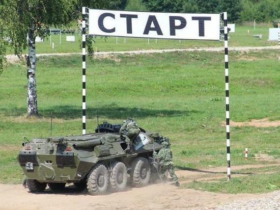 Армейские международные игры пройдут летом в Песочном