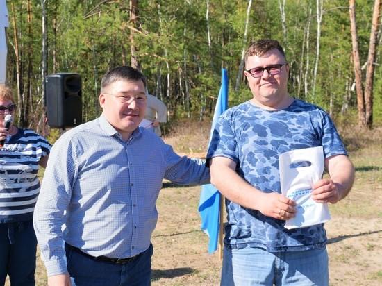 Аэропорт «Якутск» неформально поздравил предпринимателей Гагаринского округа