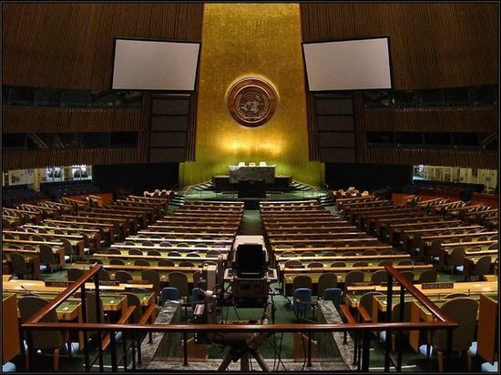 В Совете Федерации предложили закрыть штаб-квартиру ООН в Нью-Йорке