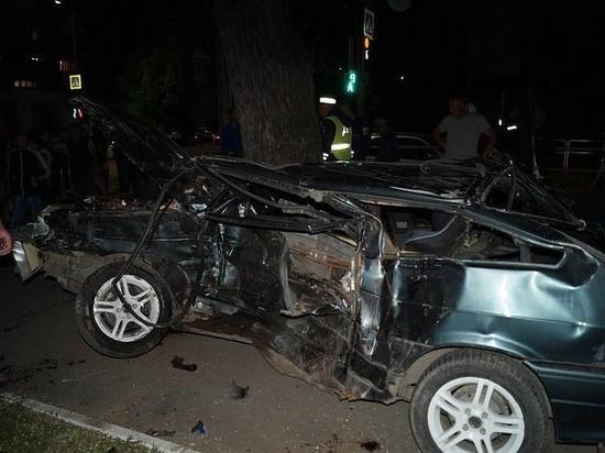 В Сызрани в аварии погибли два человека