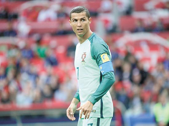 Российские болельщики не увидят Роналду: базу сборной Португалии закроют для посещений