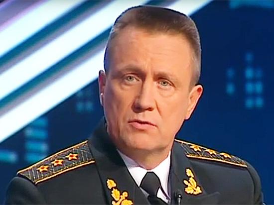 Украинский адмирал испугался