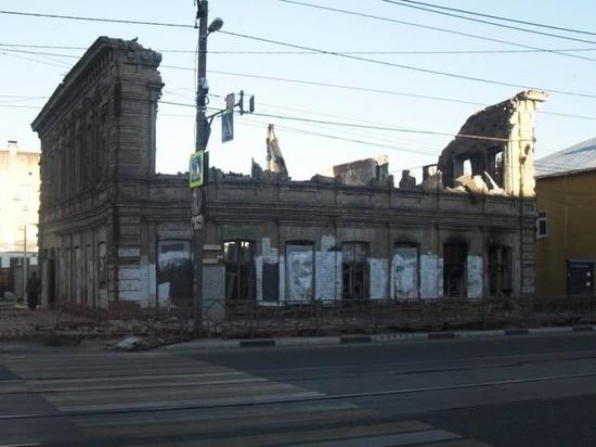 Жители Самары недовольны сносом старого здания в центре