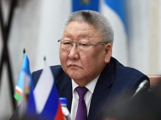 Губернаторы посыпались: глава Якутии Егор Борисов ушел в отставку