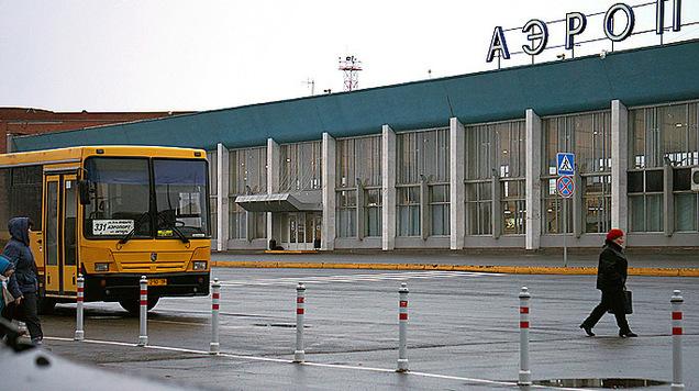 Смотреть Реконструкция аэропорта в Ижевске в 2019 году. Ремонт комплекса видео