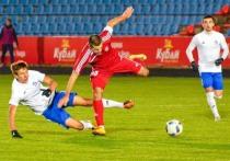 Пятигорский «Машук-КМВ» помешал «Афипсу» выйти в первый дивизион