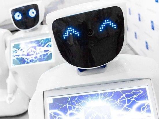 Нашествие машин: в Оренбурге последние дни работает выставка роботов (0+)