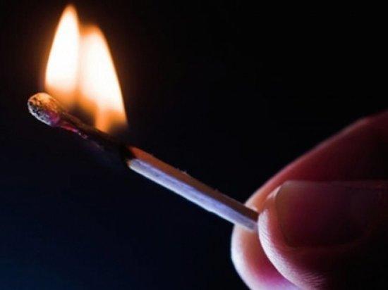 Тамбовчанин сжег свою знакомую из-за переписки с другим мужчиной