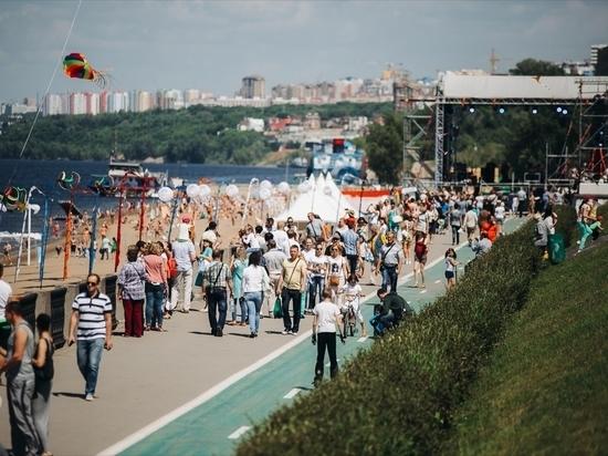 В ближайшие выходные в Самаре пройдет фестиваль набережных «ВолгаФест»
