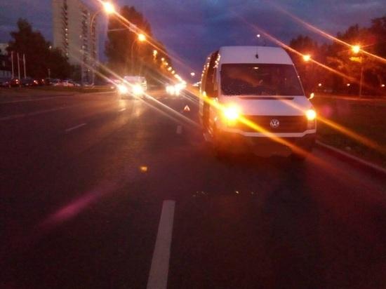 В Тольятти автобус сбил 8-летнего велосипедиста на пешеходном переходе