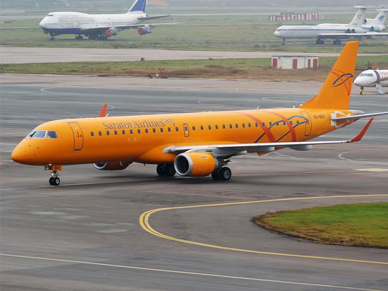 «Саратовские авиалинии» отменили все авиарейсы, не дождавшись решения Росавиации