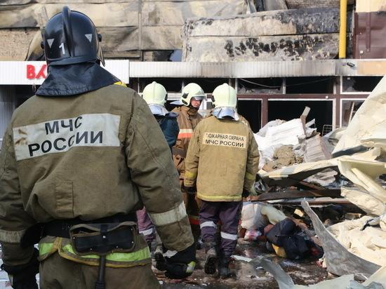 На Саранском заводе автосамосвалов пожар повредил оборудование