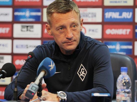 Андрей Тихонов подпишет новый контракт