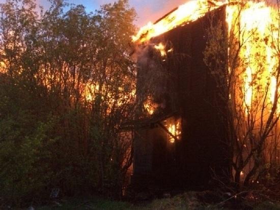 Полиция нашла островитянина-поджигателя конторского здания на Бревеннике