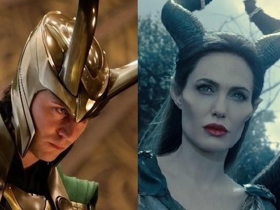 СМИ рассказали о романе Анджелины Джоли с Томом Хиддлстоном