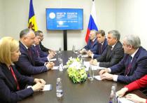 Игорь Додон: «Отношения между всеми ветвями власти Молдовы и России улучшатся после парламентских выборов»