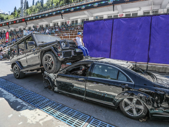 Что показали в Алматы на выставке уникальных автомобилей Motorfest-2018