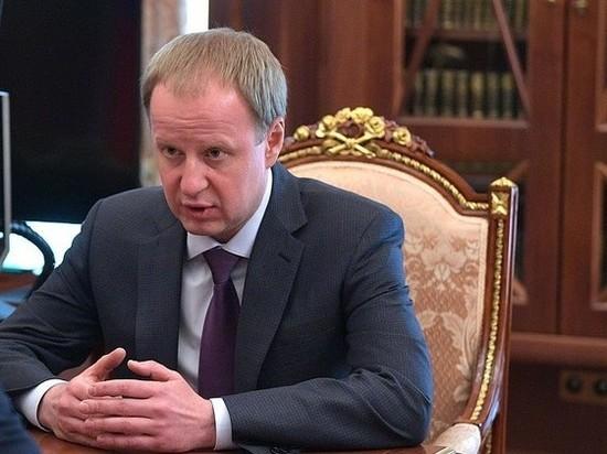 Глава правительства Красноярского края дослужился до губернатора