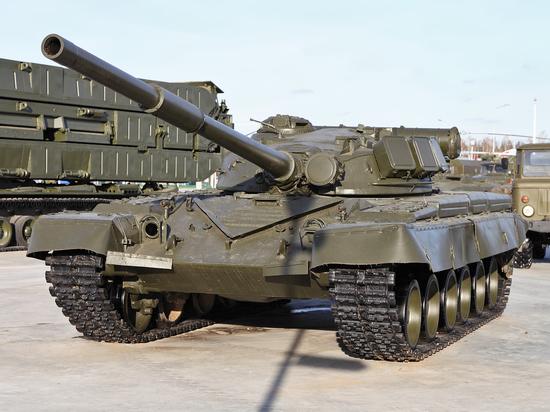 Модернизированные Т-80 пополнят Западный военный округ
