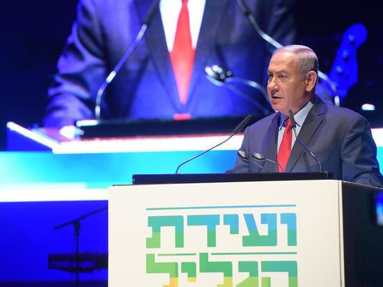 Премьер-министр Биньямин Нетаниягу выступил на 9-й Галилейской конференции