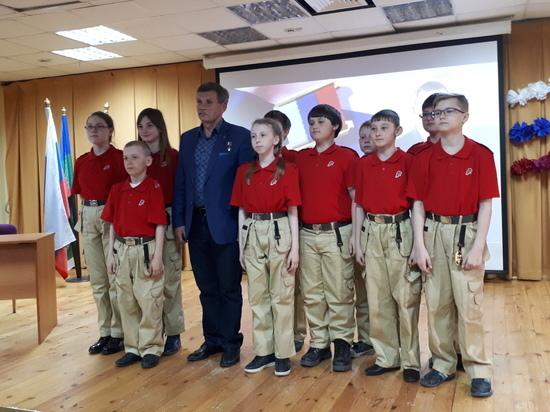 Герой России Вячеслав Бочаров провел урок патриотизма  для молодых сургутян