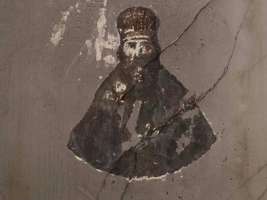 В доме Нарышкина на Маросейке нашли загадочные лики