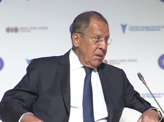 «Война представляется компьютерной игрой»: Лавров выступил на «Примаковских чтениях»