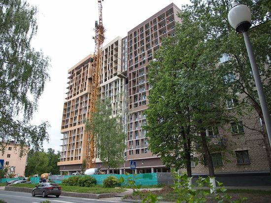 Строительные работы на Петрова,9 завершатся в августе
