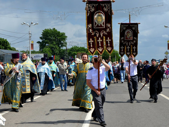 В Ульяновске 2 июня состоится крестный ход