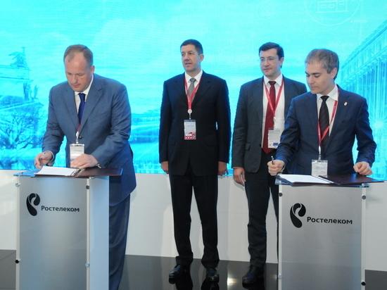 «Умные остановки» появятся в Нижнем Новгороде до конца 2018 года