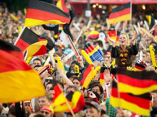 ...А побеждают немцы