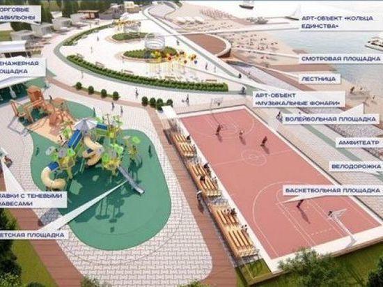 Октябрьск выиграл грант в 80 миллионов рублей на реконструкцию пляжа