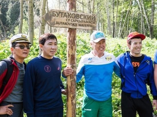 Министр культуры и спорта РК лично прошел по одному из горных маршрутов Алматинской области