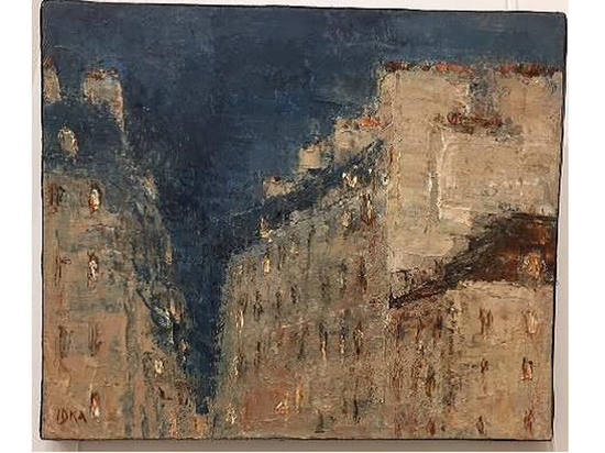 В Питере развернули экспозицию французского искусства ХХ–ХХI веков