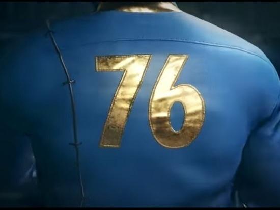 Издательство Bethesda анонсировало игру Fallout 76