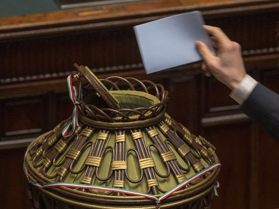 Кризис в Италии углубился: популисты грозят «маршем на Рим»