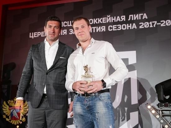 Защитник ХК «Мордовия» признан лучшими игроком сезона первенства ВХЛ