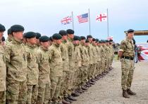 Новым центром военной подготовки в Грузии НАТО усиливает военное давление на Россию