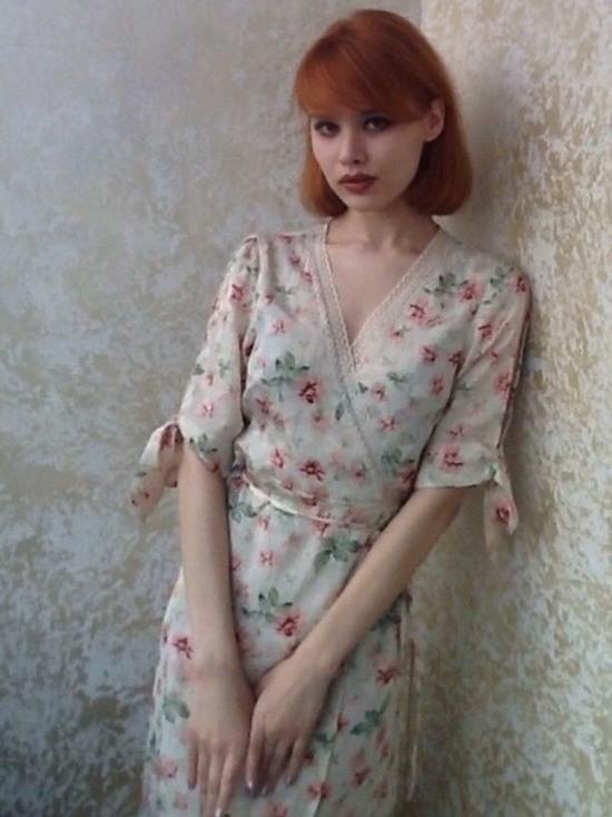 Казахстанская актриса Эмма Боброва - девушка-андеграунд