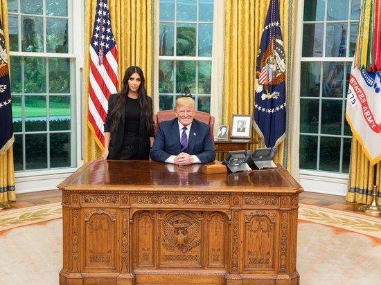 Трамп выложил фото встречи с Ким Кардашьян: говорили о тюрьмах