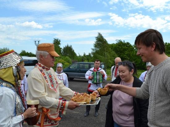 Казахские документалисты снимают в Чебоксарах фильм