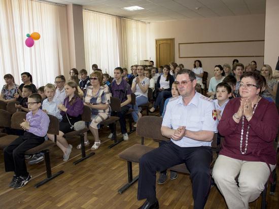 В Курске стартовала акция «Росгвардия – детям»
