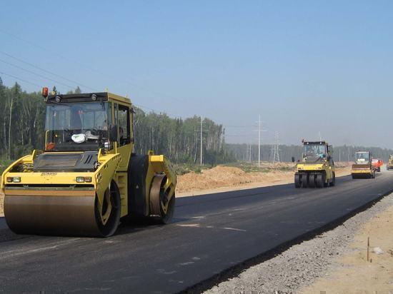 В этом году отремонтируют 15,4 км автодороги Самара – Бугуруслан