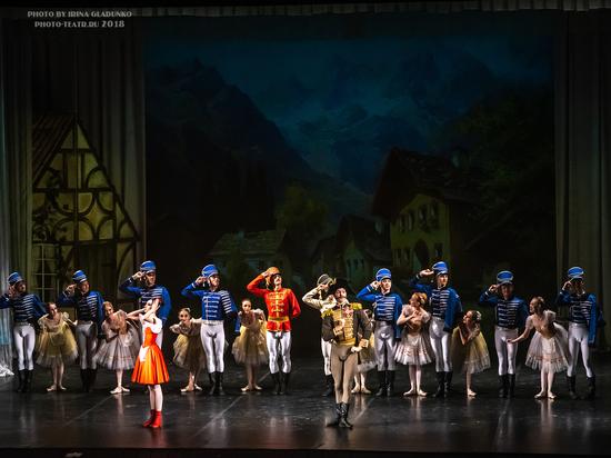200-летие со дня рождения Мариуса Петипа отметили в нижегородском оперном театре